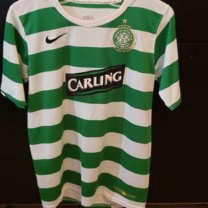Celtics soccer jersey